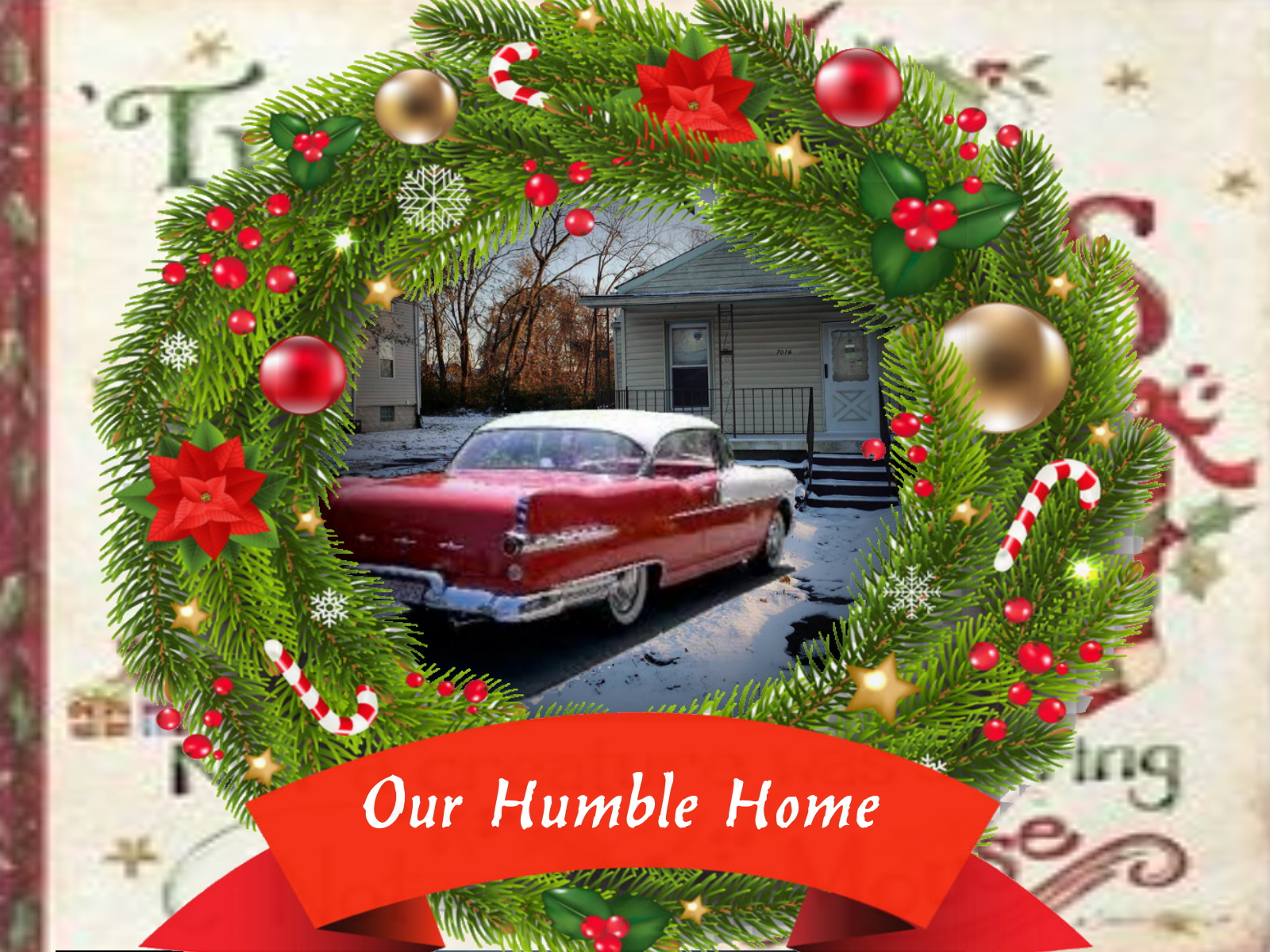 OurHumbleHome